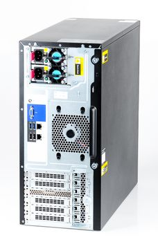 HPE ProLiant ML110 Gen9 Server Xeon E5-1650v3 Six Core 3.50 GHz, 16 GB DDR4 RAM, 2x 300 GB SAS 10K – Bild 5