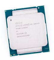 Intel Xeon E5-1603v3 Quad Core CPU 4x 2.80 GHz, 10 MB SmartCache, Socket 2011-3 - SR20K