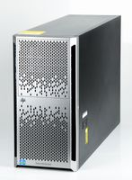 HP ProLiant ML350p Gen8 Server 2x Xeon E5-2670 8-Core 2.60 GHz, 16 GB DDR3 RAM, 2x 1000 GB SAS 7.2K - Tower