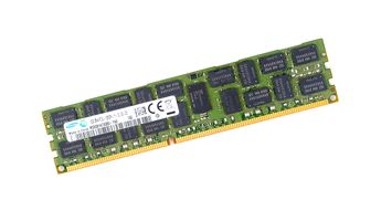 Samsung 8GB 2Rx4 PC3L-12800R DDR3 Registered Server-RAM Modul REG ECC - M393B1K70QB0-YK0