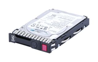 "HPE 1TB 12G 7.2K SAS 2.5"" SFF Hot Swap Festplatte / Hard Disk with Smart Carrier - 765872-001 / 765464R-B21"
