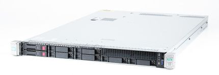 HPE ProLiant DL360 Gen9 Server 2x Xeon E5-2623v3 Quad Core 3.00 GHz, 16 GB DDR4 RAM, 2x 300 GB SAS 10K