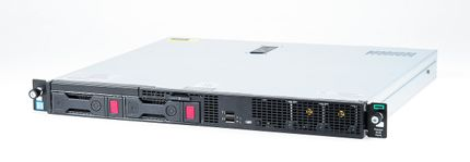 HPE ProLiant DL20 Gen9 Server Xeon E3-1220v6 Quad Core 3.00 GHz, 8 GB DDR4 RAM, 2x 1000 GB SAS 7.2K