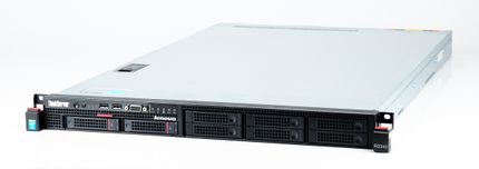 Lenovo ThinkServer RD340 Server Xeon E5-2450 8-Core 2.10 GHz, 16 GB DDR3 RAM, 2x 300 GB SAS 10K