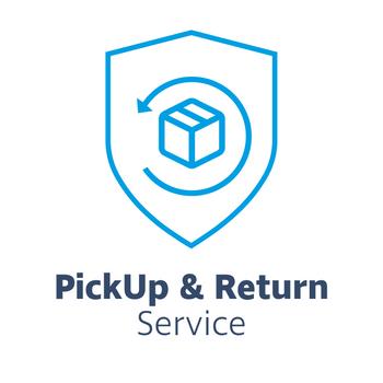 Hardware Care Pack for HP ProLiant BL460c Gen8 server - 1 year with pickup & return service – Bild 1