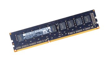 Micron 4GB 1Rx8 PC3-14900E DDR3 Unbuffered Server-RAM Modul ECC - MT9JSF51272AZ-1G9E2ZF