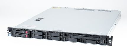 HPE ProLiant DL120 Gen9 Server Xeon E5-2630v4 10-Core 2.20 GHz, 16 GB DDR4 RAM, 2x 300 GB SAS 10K