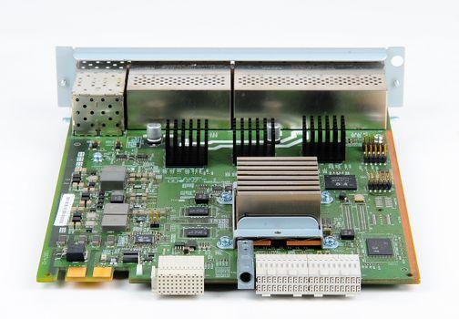 HP ProCurve V2 zl-Series Switch Modul - 20x Gigabit RJ45 PoE+ Ports, 4x 1 Gbit/s SFP Slots - J9535A – Bild 4