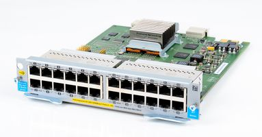 HP ProCurve zl-Series Switch Modul - 24x Gigabit RJ45 PoE Ports - J8702A