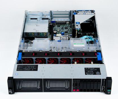 HPE ProLiant DL380 Gen10 Server 2x Xeon Silver 4116 12-Core 2.10 GHz, 16 GB DDR4 RAM, 2x 300 GB SAS 10K – Bild 7