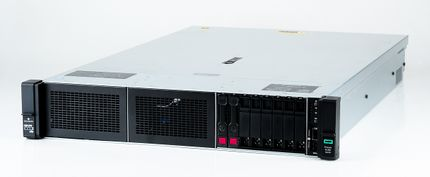 HPE ProLiant DL380 Gen10 Server 2x Xeon Silver 4112 Quad Core 2.60 GHz, 16 GB DDR4 RAM, 2x 300 GB SAS 10K