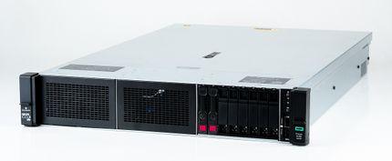 HPE ProLiant DL380 Gen10 Server 2x Xeon Silver 4112 Quad Core 2.60 GHz, 16 GB DDR4 RAM, 2x 300 GB SAS 10K