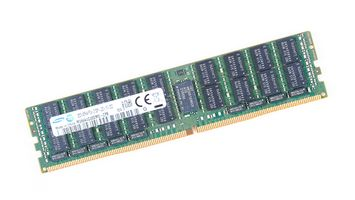 Samsung 32GB 4DRx4 PC4-2133P-L DDR4 Load Reduced Server-RAM Modul LR-DIMM ECC - M386A4G40DM0-CPB