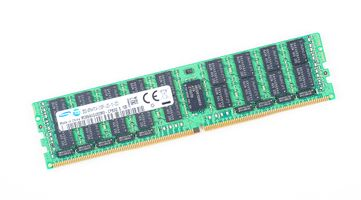 Samsung 32GB 4DRx4 PC4-2133P-L / PC4-17000L DDR4 Server-RAM Modul Load Reduced REG ECC - M386A4G40DM0-CPB0Q