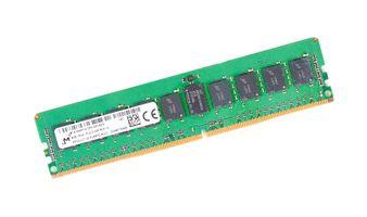 Micron 8GB 1Rx4 PC4-2133P-R / PC4-17000R DDR4 Registered Server-RAM Modul REG ECC - MTA18ASF1G72PZ-2G1A2IG