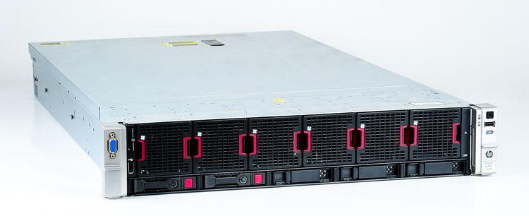 HP ProLiant DL560 Gen8 V2 Server 4x Xeon E5-4650v2 10-Core 2.40 GHz, 16 GB DDR3 RAM, 2x 300 GB SAS 10K – Bild 3