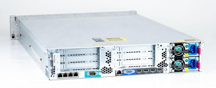 HP ProLiant DL560 Gen8 V2 Server 4x Xeon E5-4650v2 10-Core 2.40 GHz, 16 GB DDR3 RAM, 2x 300 GB SAS 10K – Bild 6