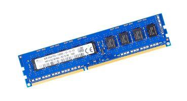 SK hynix 8GB 2Rx8 PC3-14900E DDR3 Unbuffered Server-RAM Modul ECC - HMT41GU7BFR8C-RD
