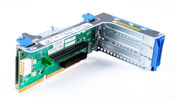 HPE Optional Primary Riser Board / Card, 1x PCI-E x16, 1x PCI-E x8 - ProLiant DL380 / DL388 / DL560 Gen9 - 777282-001