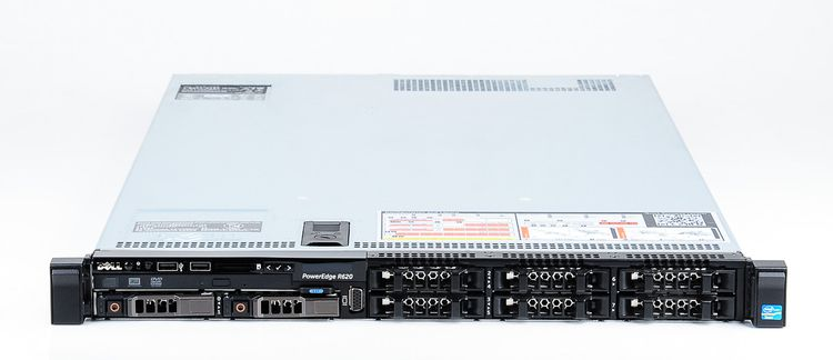 DELL PowerEdge R620 Server 2x Xeon E5-2689 8-Core 2.60 GHz, 16 GB DDR3 RAM, 2x 300 GB SAS 10K – Bild 2