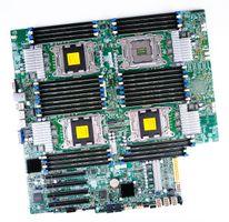 SuperMicro X9QRI-F+ Mainboard / System Board - Quad Socket 2011-0, 32x DDR3 DIMM, 4x PCIe Slot