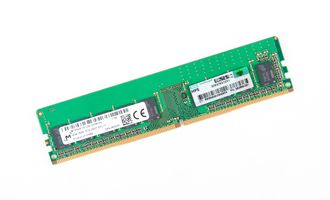 HPE 8GB 1Rx8 PC4-2400T-E DDR4 unbuffered Server-RAM Modul ECC - 862689-091