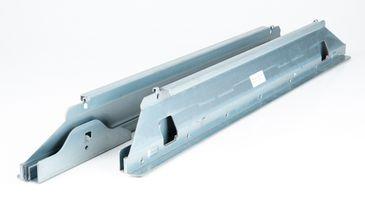 """HP 19"""" Rackmount-Schienen / Rack Rails - BladeSystem Superdome - AH337-2156C"""