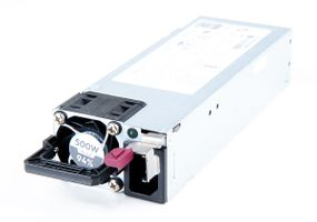 HPE 500 Watt Hot Swap Netzteil / Hot-Plug Power Supply - ProLiant DL360 / DL380 / ML350 Gen9 / Gen10 - 865408-B21
