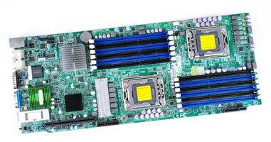 SuperMicro X8DTT-HIBQF+ Mainboard / System Board - Dual Socket 1366, 12x DDR3 DIMM, 40G Infiniband