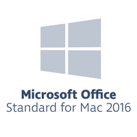 Microsoft Office Standard for Mac 2016 (OPL Volumenlizenz)