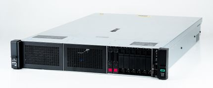 HPE ProLiant DL380 Gen10 Server 2x Xeon Gold 5120 14-Core 2.20 GHz, 16 GB DDR4 RAM, 2x 300 GB SAS 10K