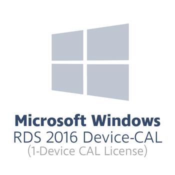 Microsoft Windows Remote Desktop Services 2016 Device-CAL (1x device-CAL license, OPL volume license) – Bild 1
