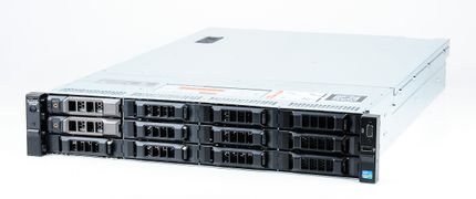 DELL PowerEdge R720xd Server 2x Xeon E5-2690 8-Core 2.90 GHz, 16 GB DDR3 RAM, 2x 1000 GB SAS 7.2K