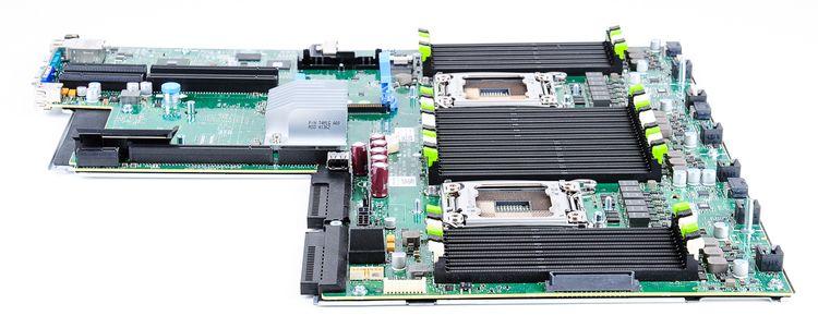 DELL PowerEdge R620 V2 Mainboard / Motherboard / System Board - 0X6H47 / X6H47 – Bild 4