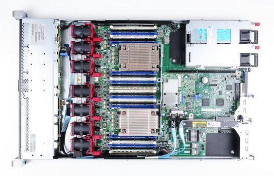 HPE ProLiant DL360 Gen9 Server 2x Xeon E5-2660v3 10-Core 2.60 GHz, 16 GB DDR4 RAM, 2x 300 GB SAS 10K – Bild 7