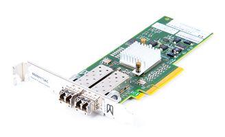 HP 425 Dual Port 4 Gbit/s - Fibre Channel Host Bus Adapter / FC HBA, PCI-E - 571519-001 / AP768A