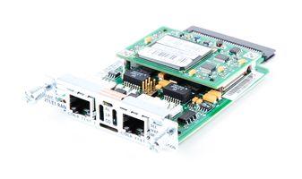Cisco Modul 2 Port RJ48 T1/E1 Protection Switching RAN/ITP/SLT WIC - VWIC-2T1/E1-RAN