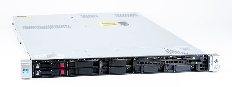 HP ProLiant DL360p Gen8 Server 2x Xeon E5-2637 Dual Core 3.00 GHz, 16 GB DDR3 RAM, 2x 300 GB SAS 10K – Bild 3