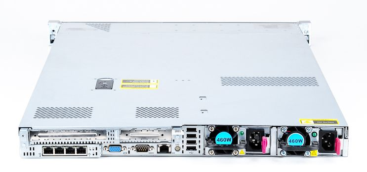 HP ProLiant DL360p Gen8 Server 2x Xeon E5-2637 Dual Core 3.00 GHz, 16 GB DDR3 RAM, 2x 300 GB SAS 10K – Bild 5