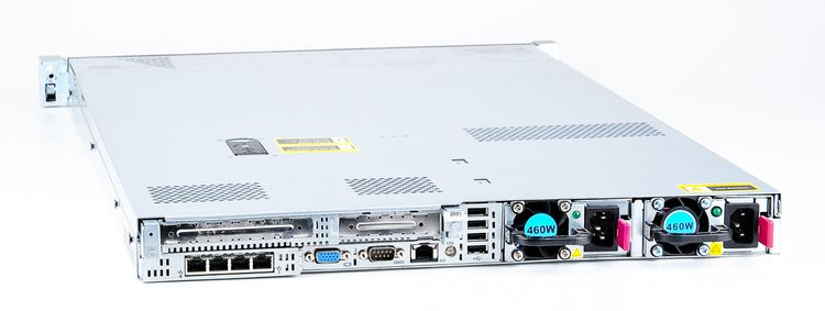 HP ProLiant DL360p Gen8 Server 2x Xeon E5-2637 Dual Core 3.00 GHz, 16 GB DDR3 RAM, 2x 300 GB SAS 10K – Bild 6