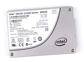"""Intel DC S3500 Series 800 GB 6G SATA SSD 2.5"""" Festplatte / Hard Disk - SSDSC2BB800G4"""