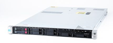 HP ProLiant DL360p Gen8 Server 2x Xeon E5-2660 8-Core 2.20 GHz, 16 GB DDR3 RAM, 2x 300 GB SAS 10K