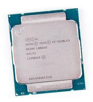 Intel Xeon E5-2630Lv3 8-Core CPU 8x 1.80 GHz, 20 MB SmartCache, Socket 2011-3 - SR209
