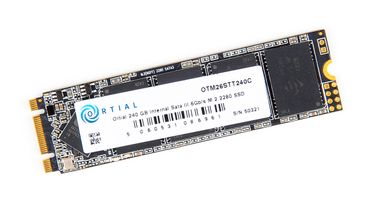 ORTIAL 240GB 6G SATA SSD TLC-NAND M.2 2280 Festplatte / Hard Disk - OTM26STT240C