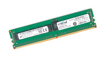 Crucial 8GB 2Rx8 PC4-2133P-R / PC4-17000R DDR4 Registered Server-RAM Modul REG ECC - CT8G4RFD8213.18FA1