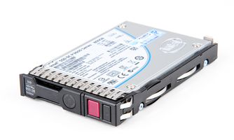 """HPE 800GB NVMe PCIe x4 Mixed Use SSD 2.5"""" SFF Festplatte / Hard Disk - 765064-001 / 765036R-B21"""