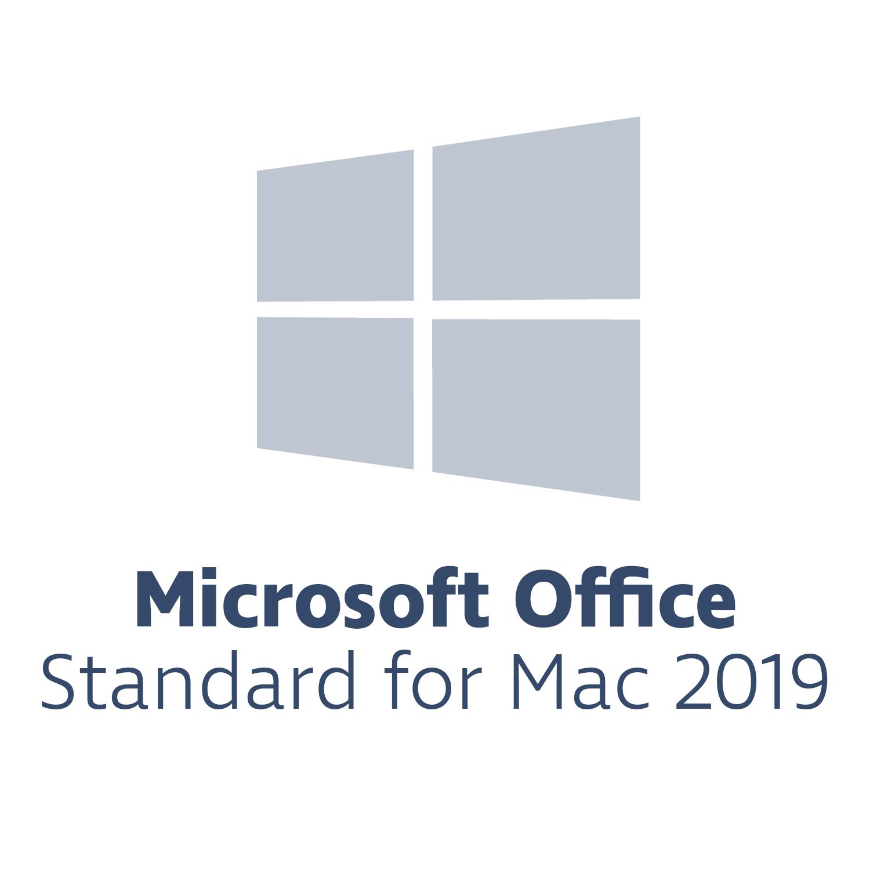 microsoft office standard f r mac 2019 opl volumenlizenz. Black Bedroom Furniture Sets. Home Design Ideas