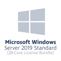 Microsoft Windows Server 2019 Standard für 28 Kerne (28-Core Lizenzpaket, OPL Volumenlizenz)