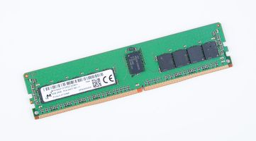 Micron 8GB 2Rx8 PC4-2400T-R DDR4 Registered Server-RAM Modul REG ECC - MTA18ASF1G72PDZ-2G3B1II