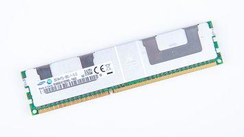 Samsung 32GB 4Rx4 PC3L-12800L DDR3 Server-RAM Modul Load Reduced DIMM ECC - M386B4G70DM0-YK03